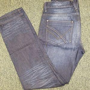 William Rast Taper jeans